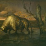 Martin Wittfooth, oil painter, New York City