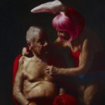 Jason Bard Yarmosky's Hyper Realistic Oil Paintings Challenge Notions of Aging Gracefully