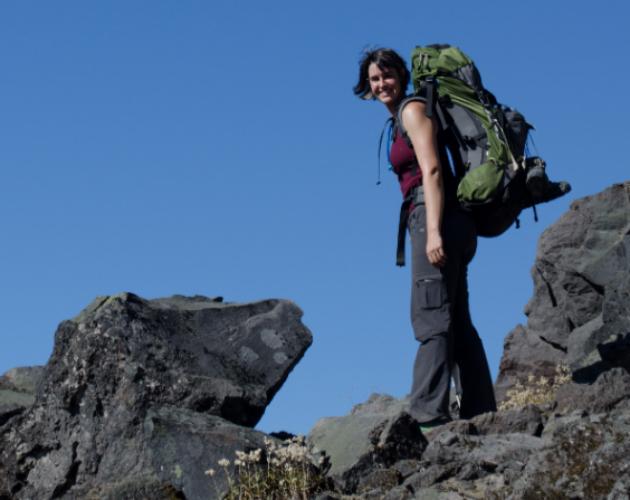 Eva-on-mountain