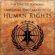 The United Nations Universal Declaration of Human Rights