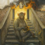 Artist Update: Martin Wittfooth, Contemporary Oil Painter, Brooklyn, New York