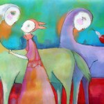 Magaly Ohika, Painter and Toy Designer