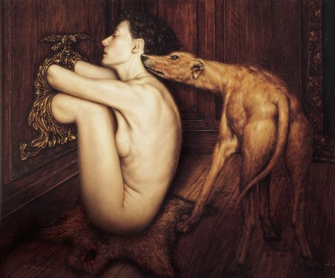 TENEBRAE LESSONS | oil on wood | 78 x 94 cm | Dino Valls