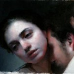 "Russian-born Maria Kreyn: Artwork focal point in new television drama series ""The Catch"""