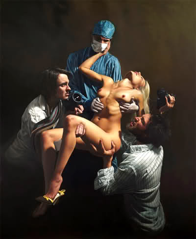 The Muse is Dead   Mitch Griffiths