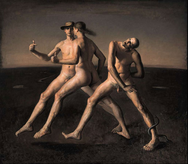 Man Bitten By a Snake | Odd_Nerdrum