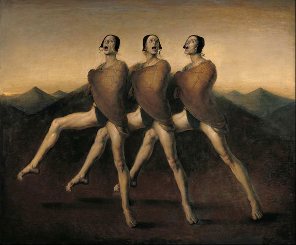 The Singers | Odd Nerdrum