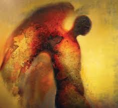 """""""Prevailed (Wounded Angel)"""" Steven DaLuz"""