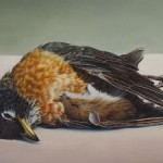 Connecticut Naturalist Ajay Brainard Paints Death As Part of the Flow of Life