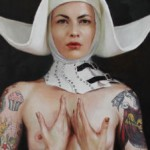 "Alexandra Manukyan, Figurative Painter, Los Angeles: ""Every Solution In Life Requires A Struggle"""