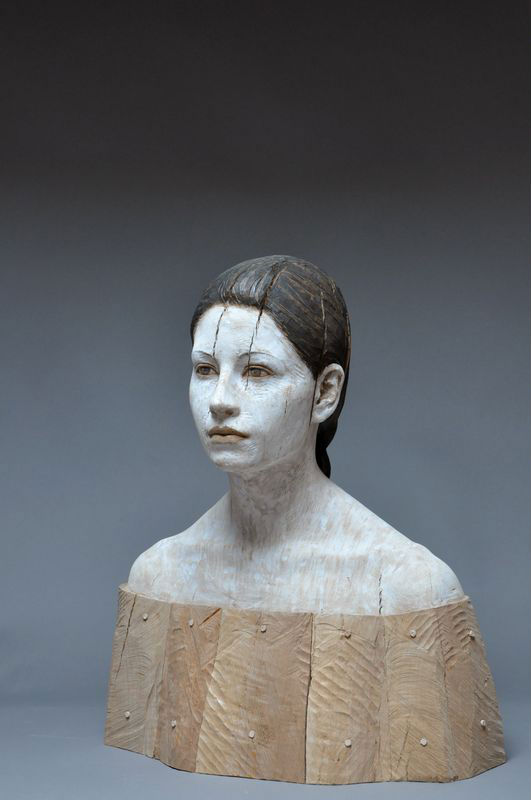 Bruno Walpoth | Julia | cm. 54 x 47 x 30 | 2012