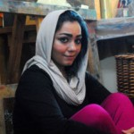 """Marwa Alnajjar, Amman, Jordan: """"We defend our artworks with our fists and our crazy courage"""""""