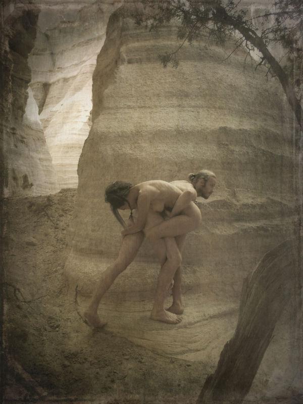Nudo de Vida | Tent Rocks, New Mexico | Andres Orlowski
