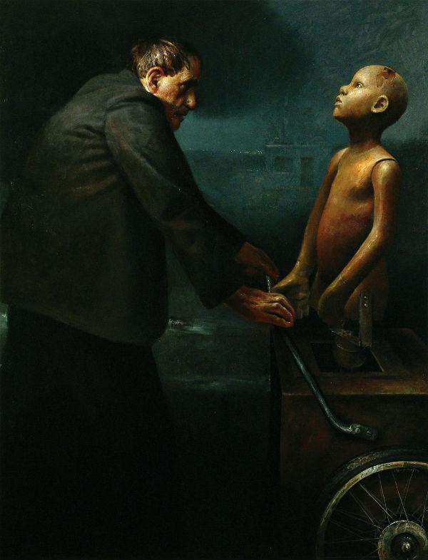 El Ventrilucuo Mudo | Edgar