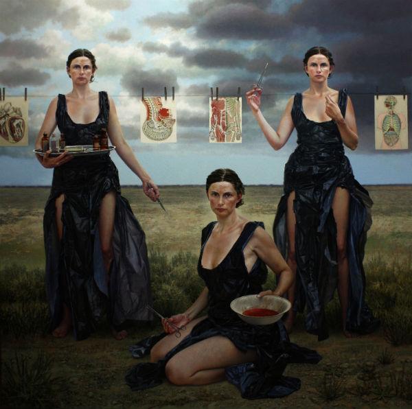 Three Bloody Marys   Edgar Noe Mendoza Mancillas