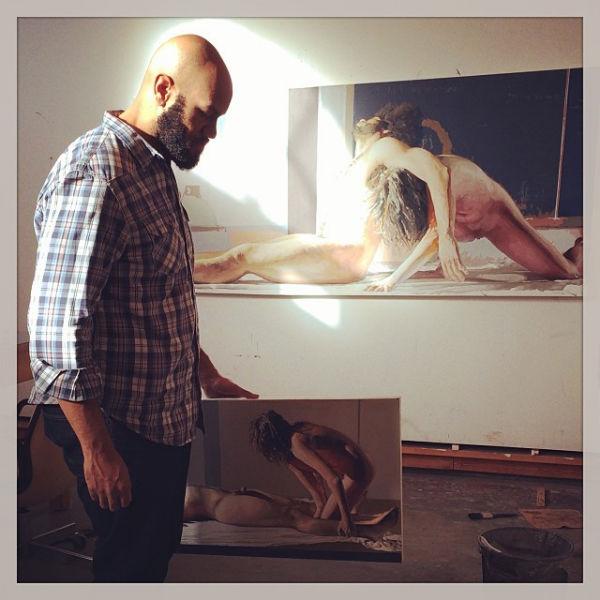 PATRICK EARL HAMMIE 600 ARTIST WITH WORK