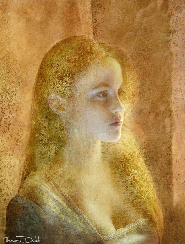 Portrait of Athena | Thomas Dodd | 2008