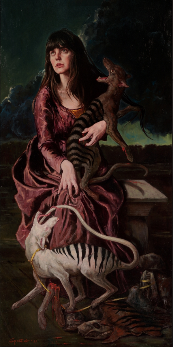 Following the Straight Line of a Circle | Gail Potocki
