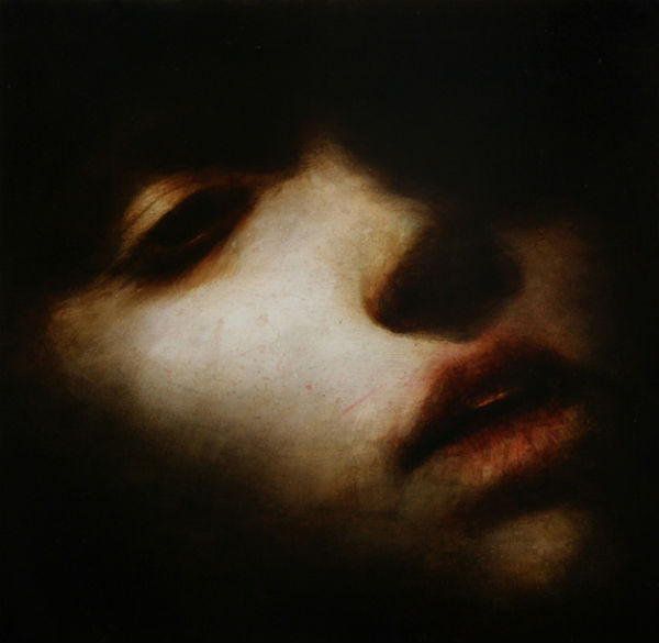 Breathe | 2009 | 30 x 30 | Maya Kulenovic