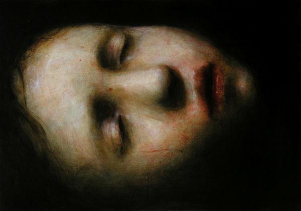 Ophelia | 2008 | 38 x 26 | Maya Kulenovic