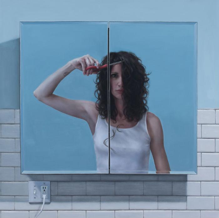 Reflection 39x39 700