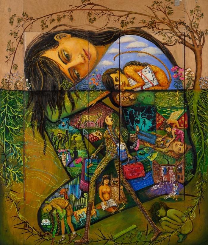Subterranean Family | Irene Hardwicke Olivieri