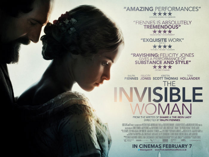 The Invisible Woman-700