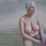 The Poetry of the Aged: Interview with Dutch Figurative Painter, Francien Krieg