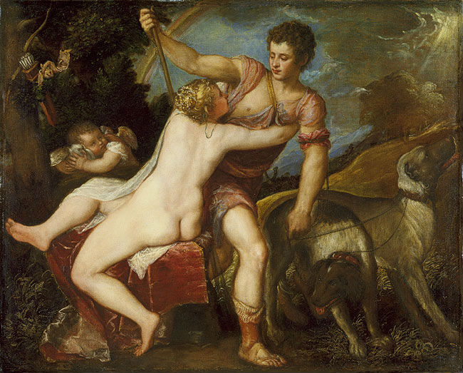 Titian--Venus-and-Adonis 650