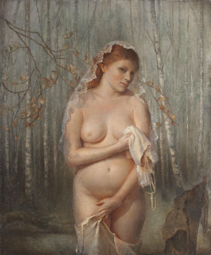 Venus-1 Venus Pudica I 2010-2011 Helene Knoop 700