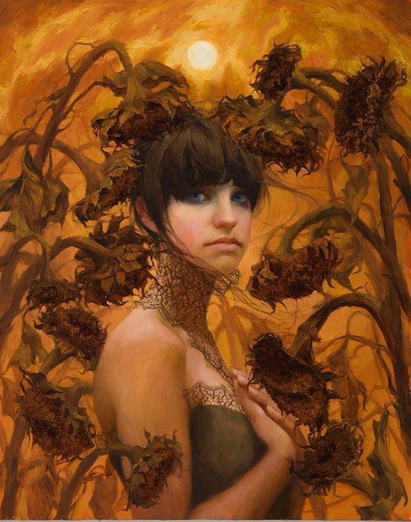 Harvest Moon Adrienne Stein