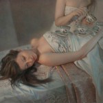 featured image Martin LLamedo Tea oil on linen 120 x 85 cm