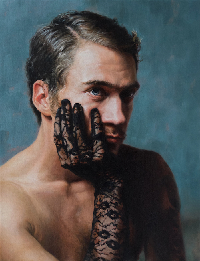 The Big Time | oil on linen | 19.75x25.5 | Alessandro Tomassetti