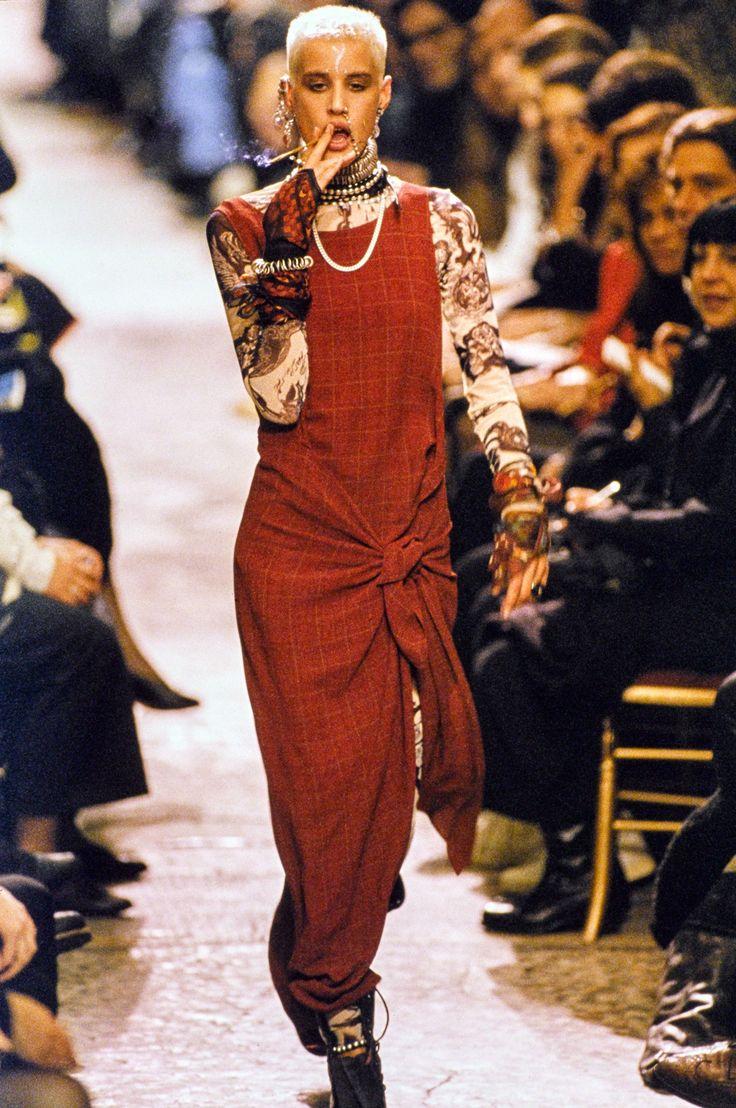 Jean Paul Gaultier, 90's