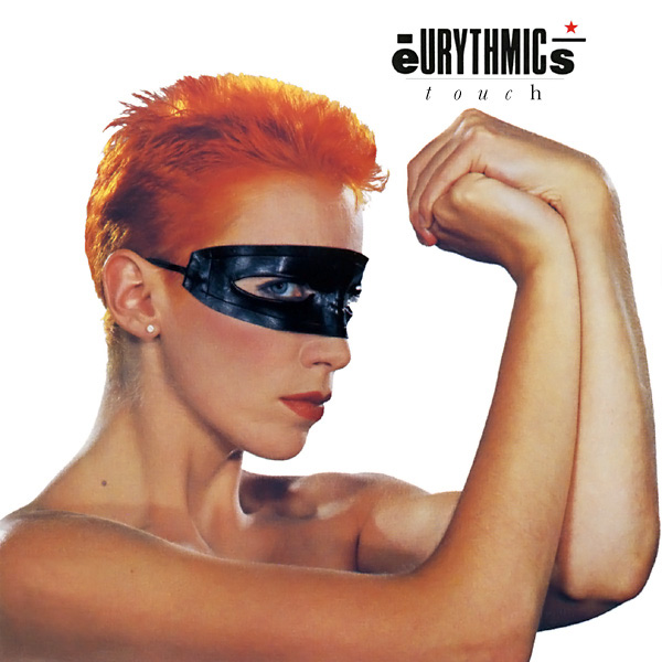 "Eurythmics ""Touch"" album cover"