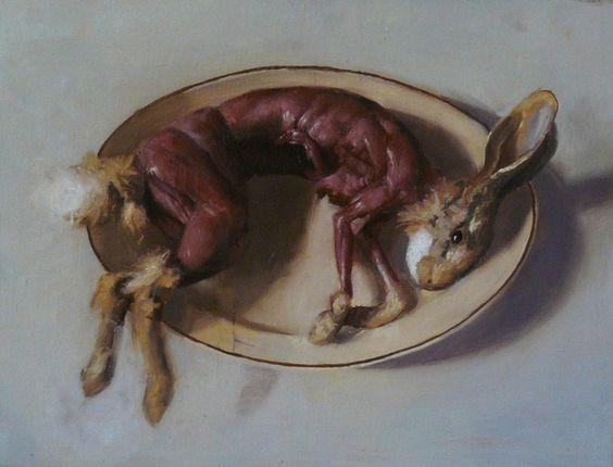 Skinned Rabbit | Richard T. Scott