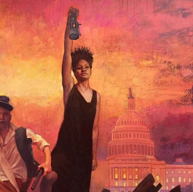 Where Liberty Dwells (detail) | Richard T. Scott